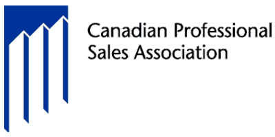 Canadian professional sales association logo affiliated with hip haus